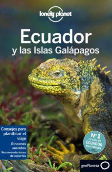 ecuador y las islas galapagos (6ª ed.) (lonely planet)-regis st. louis-9788408141648