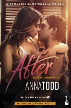 Rapidshare descargar libros electrónicos AFTER 1 (ED. PELICULA) in Spanish de ANNA TODD 9788408206248