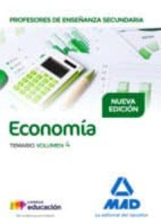 Relaismarechiaro.it Profesores De Enseñanza Secundaria Economia: Temario Image