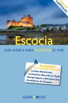 escocia. glasgow y el valle del río clyde (ebook)-eva auque mas-9788415479048