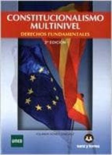Permacultivo.es Constitucionalismo Multinivel: Derechos Fundamentales (2ª Ed.) Image