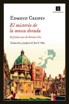 Descargar Joomla e book EL MISTERIO DE LA MOSCA DORADA (SERIE GERVASE FEN 1) 9788415979548