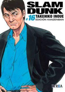 slam dunk integral nº 16-takehiko inoue-9788416243648