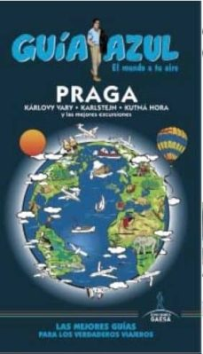 praga 2016 (guía azul) (6ª ed.)-paloma ledrado villafuertes-9788416408948