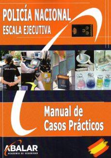 policía nacional. escala ejecutiva-9788416576548