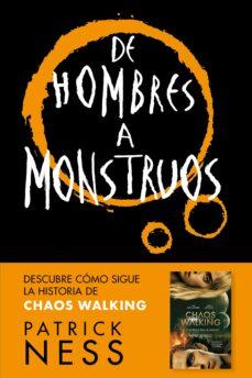 Geekmag.es De Hombres A Monstruos (Chaos Walking 3) Image