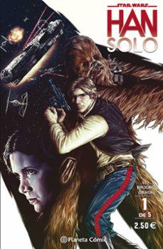 Upgrade6a.es Star Wars: Han Solo Nº 01/05 Image