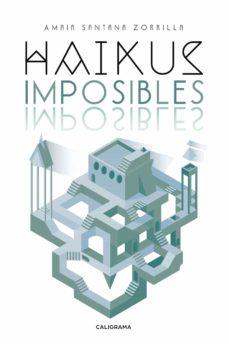 (I.B.D.) HAIKUS IMPOSIBLES - AMAIA SANTANA ZORRILLA | Triangledh.org