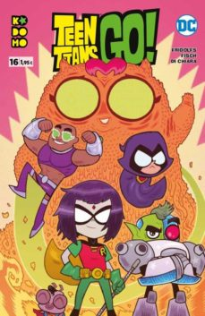 Alienazioneparentale.it Teen Titans Go! Núm. 16 Image