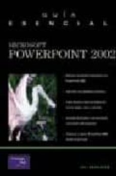 Lofficielhommes.es Guia Esencial Microsoft Powerpoint 2002nd/dsc Image