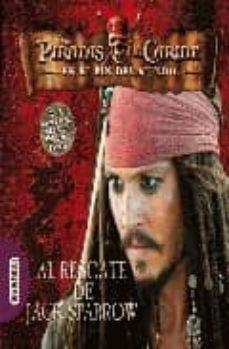 Upgrade6a.es Piratas Del Caribe: En El Fin Del Mundo. Al Rescate De Jack Sparrow (Libro De Lectura) Image