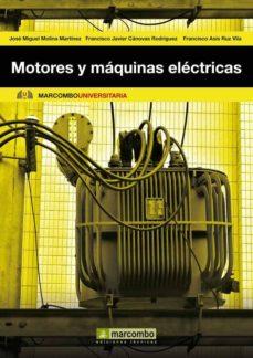 motores y maquinas electricas-m jose molina mestre-francisco canovas-9788426717948