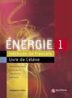 Ebook para descargar iphone ENERGIE 1 (INCLUYE CD-ROM) (ESO) (Spanish Edition)