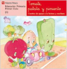 Carreracentenariometro.es Tomate, Patata Y Pimiento: Lectura (Educacion Primaria, 1 Ciclo) Image