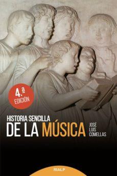 Descargar HISTORIA SENCILLA DE LA MUSICA gratis pdf - leer online