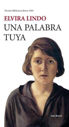 Trailab.it Una Palabra Tuya (Premio Biblioteca Breve 2005) Image