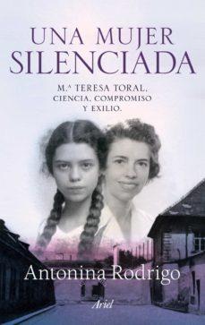 una  mujer silenciada (ebook)-antonina rodrigo-9788434401648