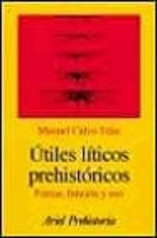 Chapultepecuno.mx Utiles Liticos Prehistoricos: Forma, Funcion Y Uso Image
