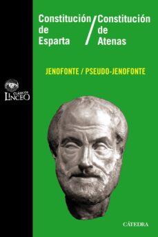 constitucion de esparta / constitucion de atenas-9788437626048
