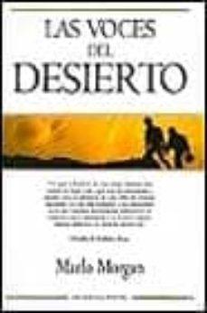 las voces del desierto-marlo morgan-9788440653048