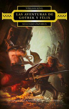 Descarga gratuita de libros de inglés online. GOTREK Y FÉLIX. SEGUNDO ÓMNIBUS de WILLIAM KING 9788445003848