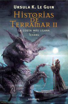 Descargar Ebooks mobile gratis HISTORIAS DE TERRAMAR II: LA COSTA MAS LEJANA. TEHANU PDF RTF