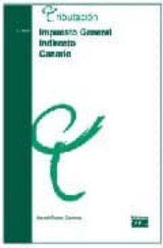 Valentifaineros20015.es Impuesto General Indirecto Canario (2ª Ed.) Image