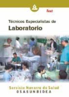 Debatecd.mx Tecnicos Especialistas De Laboratorio Del Servicio Navarro De Sal Ud. Osasunbidea: Test Image