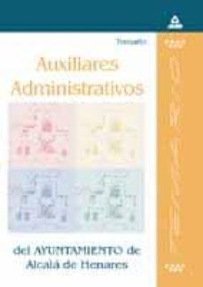 Chapultepecuno.mx Auxiliares Administrativos Del Ayuntamiento De Alcala De Henares : Temario Image