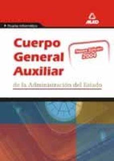 Valentifaineros20015.es Prueba Informatica Para El Cuerpo Auxiliar De La Administracion D El Estado Image
