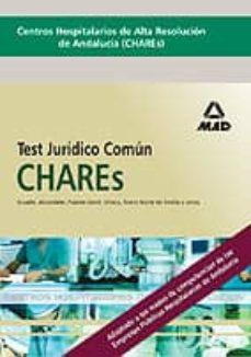 Permacultivo.es Centros Hospitalarios De Alta Resolucion De Andalucia (Chares): T Est Juridico Comun Image