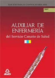 Inmaswan.es Auxiliares De Enfermeria Del Servicio Canario De Salud. Test Image