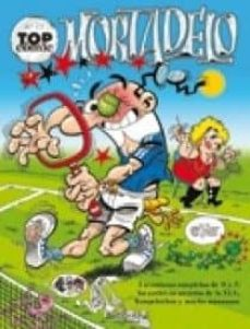 top comic mortadelo nº 23-francisco ibañez-9788466631648