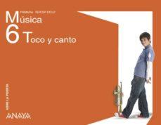 Geekmag.es Música 6. (Toco Y Canto) (6º Primaria) Image