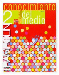 Ojpa.es Conocimiento Del Medio (Trampolin) (2º Educacion Primaria) Rioja Image