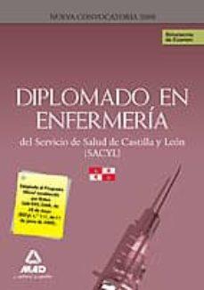 Geekmag.es Diplomados En Enfermeria Servicio De Salud De Castilla Y Leon (Sa Cyl). Simulacros De Examen Image
