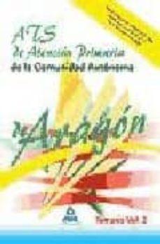 Geekmag.es Ats De Atencion Primaria De La Comunidad Autonoma De Aragon. Tema Rio De Materias Especificas. Volumen Ii Image
