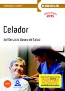 Lofficielhommes.es Celador De Osakidetza-servicio Vasco De Salud. Simulacros De Examen Image