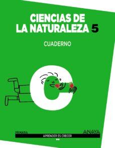 Geekmag.es Ciencias De La Naturaleza 5 Cuaderno Educación Primaria Aragón / Asturias / Canarias / Cantabria / Castilla La Mancha Image