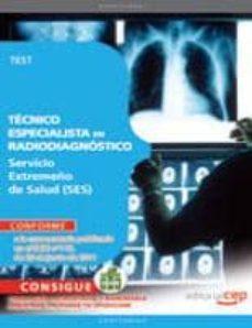 Viamistica.es Tecnico Especialista En Radiodiagnostico. Servicio Extremeño De S Alud. Test Image