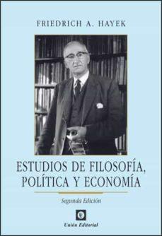 Valentifaineros20015.es Estudios De Filosofia, Politica Y Economia (2ª Ed) Image