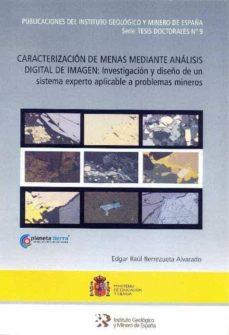 Debatecd.mx Caracterizacion De Menas Mediante Analisis Digital De Imagen: Inv Estigacion Y Diseño De Un Sistema Experto Aplicable A Problemas Mineros Image