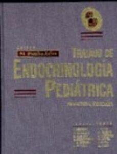 Los mejores ebooks descargados TRATADO DE ENDOCRINOLOGIA PEDIATRICA (2ª ED.) de MANUEL POMBO ARIAS