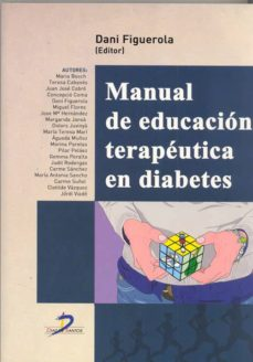 manual de educacion terapeutica en diabetes-daniel figuerola-9788479789848