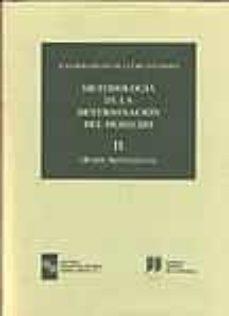Valentifaineros20015.es Metodologia De La Determinacion Del Derecho Image