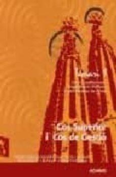 Cos Superior I Cos De Gestio Generalitat De Catalunya Descargar Pdf Pdf Collection