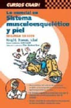 Titantitan.mx Curso Crash De Mosby: Lo Esencial En El Sistema Musculoesqueletic O Y Piel (2ª Ed.) Image