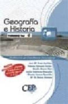 Chapultepecuno.mx Temario Oposiciones. Vol. Iv Cuerpo De Profesores De Enseñanza Se Cundaria. Geografia E Historia Image