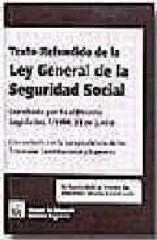 Titantitan.mx Texto Refundido De La Ley General De Seguridad Social Image
