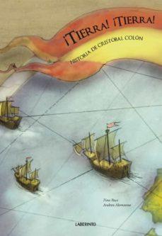 ¡tierra! ¡tierra! historia de cristobal colon-pino pace-9788484837848